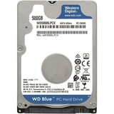 HD Interno WD para Notebook 500GB SATA 3 5.4RPM Blue WD5000LPCX